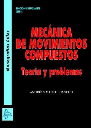 MECANICA DE MOVIMIENTOS COMPUESTOS. TEORIA Y PROBLEMAS