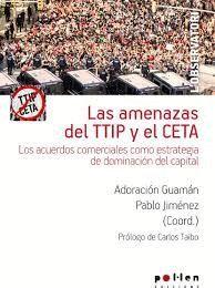 AMENAZAS DE TTIP Y EL CETA, LAS