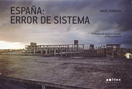 ESPAÑA: ERROR DEL SISTEMA