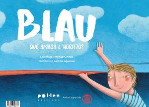 BLAU - BLUE (BILINGÜE)