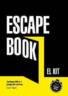 KIT ESCAPE BOOK (LIBRO + JUEGO DE CARTAS)