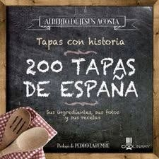200 TAPAS DE ESPAÑA