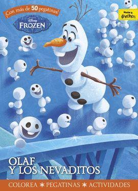 FROZEN. OLAF Y LOS NEVADITOS
