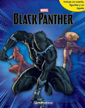 BLACK PANTHER. LIBROAVENTURAS