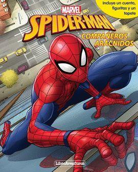 SPIDER-MAN. LIBROAVENTURAS 2. LIBRO-JUEGO. COMPAÑEROS ARACNIDOS