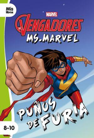 MS. MARVEL - PUÑOS DE FURIA