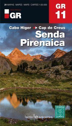 GR 11 - SENDA PIRENAICA - CABO HIGER / CAP DE CREUS - SENDER DE GRAN RECORREGUT