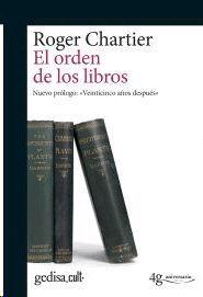 ORDEN DE LOS LIBROS, EL