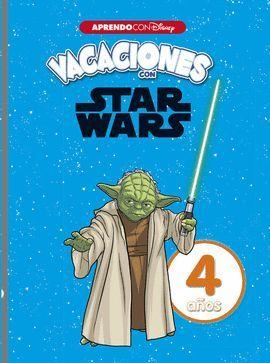VACACIONES 4 AÑOS CON STAR WARS - APRENDO CON DISNEY