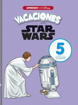 VACACIONES 5 AÑOS CON STAR WARS - APRENDO CON DISNEY