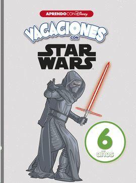 VACACIONES 6 AÑOS CON STAR WARS - APRENDO CON DISNEY