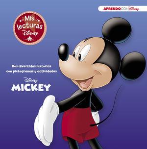 MICKEY - MIS LECTURAS DISNEY
