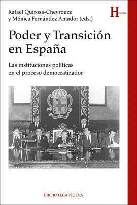 PODER Y TRANSICIÓN EN ESPAÑA