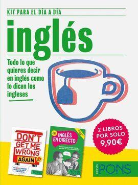 INGLES. KIT PARA EL DIA A DIA