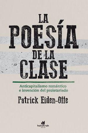 POESÍA DE LA CLASE, LA