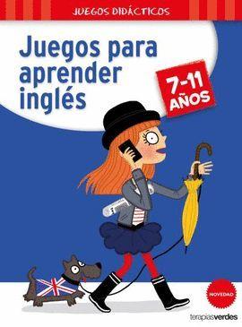 JUEGOS PARA APRENDER INGLÉS 7-11 AÑOS