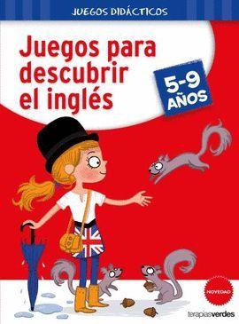 JUEGOS PARA DESCUBRIR EL INGLÉS 5-9 AÑOS