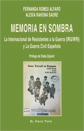 MEMORIA EN SOMBRA