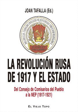 REVOLUCIÓN RUSA DE 1917 Y EL ESTADO, LA