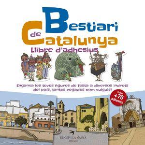 BESTIARI DE CATALUNYA - LLIBRE D'ADHESIUS