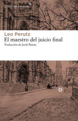 MAESTRO DEL JUICIO FINAL, EL