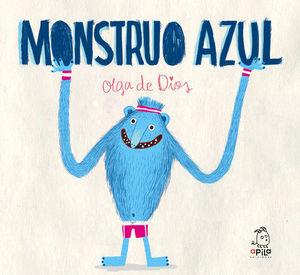 MONSTRUO AZUL