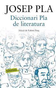 DICCIONARI PLA DE LITERATURA