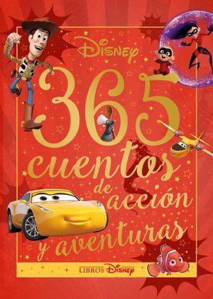 365 CUENTOS DE ACCIÓN Y AVENTURAS