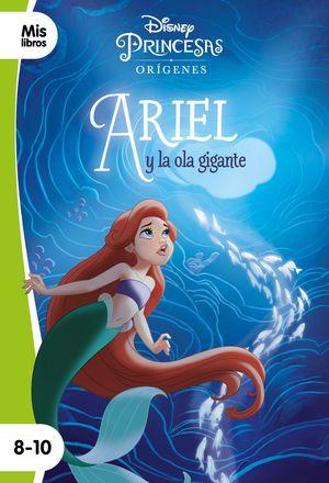 PRINCESAS - ARIEL Y LA OLA GIGANTE