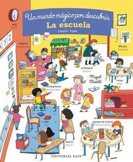 UN MUNDO MÁGICO POR DESCUBRIR. ESPAÑOL/INGLÉS