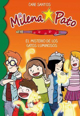 MISTERIO DE LOS GATOS LUMINOSOS, EL