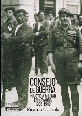 CONSEJO DE GUERRA