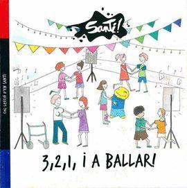 3,2,1 ¡A BALLAR!