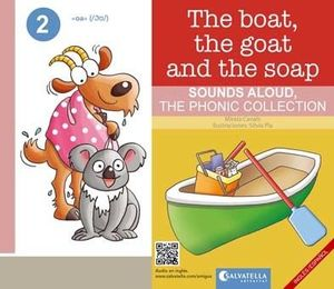 THE BOAT, THE GOAT AND THE SOAP