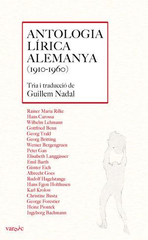ANTOLOGIA LIRICA ALEMANYA 1910-1960