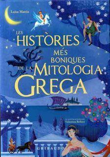HISTÒRIES MÉS VELLES DE LA MITOLOGIA GREGA, LES