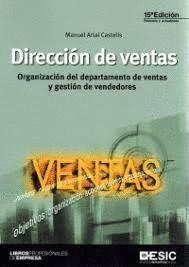 DIRECCIÓN DE VENTAS (15 EDICION 2017)