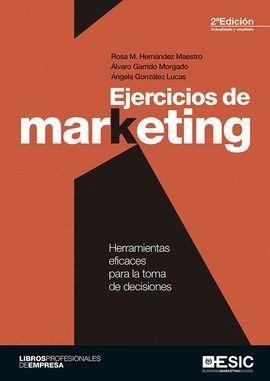 EJERCICIOS DE MARKETING