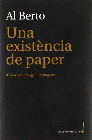 EXISTÈNCIA DE PAPER, UNA