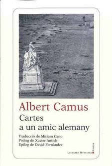CARTES A UN AMIC ALEMANY