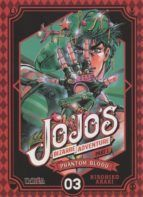 JOJO'S BIZARRE ADVENTURE PARTE 1: PHANTOM BLOOD Nº 3