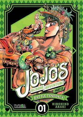 JOJO'S BIZARRE ADVENTURE PARTE II BATTLE TENDENCY N 01