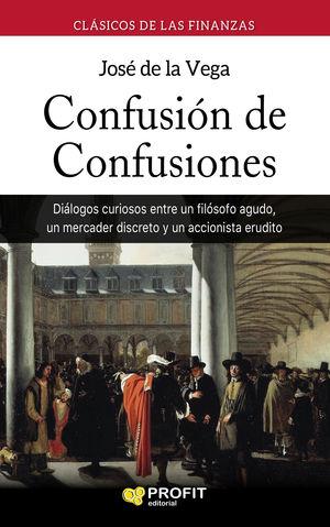CONFUSIÓN DE CONFUSIONES. AMSTERDAM, 1688