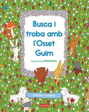 BUSCA I TROBA AMB L'OSSET GUIM