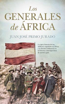 GENERALES DE ÁFRICA. LOS