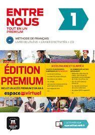 ENTRE NOUS 1 (PACK LIVRE DE L'ÉLÈVE + CAHIER D'ACTIVITÉS + CD)