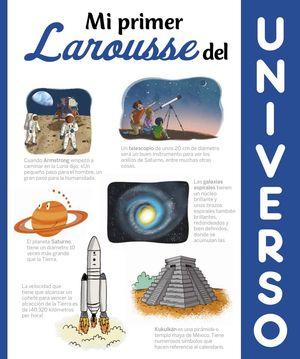 PRIMER LAROUSSE DEL UNIVERSO, MI