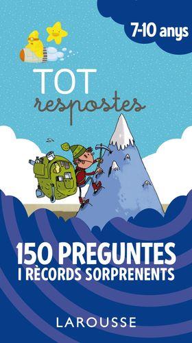 150 PREGUNTES I RÈCORDS SORPRENENTS  ( 7-10 ANYS )