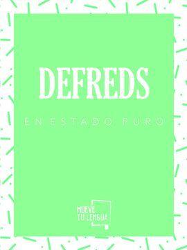 DEFREDS EN ESTADO PURO (PACK)