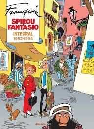 SPIROU Y FANTASIO INTEGRAL 3